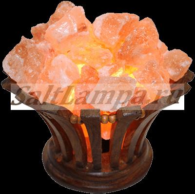 Чем полезны солевые лампы