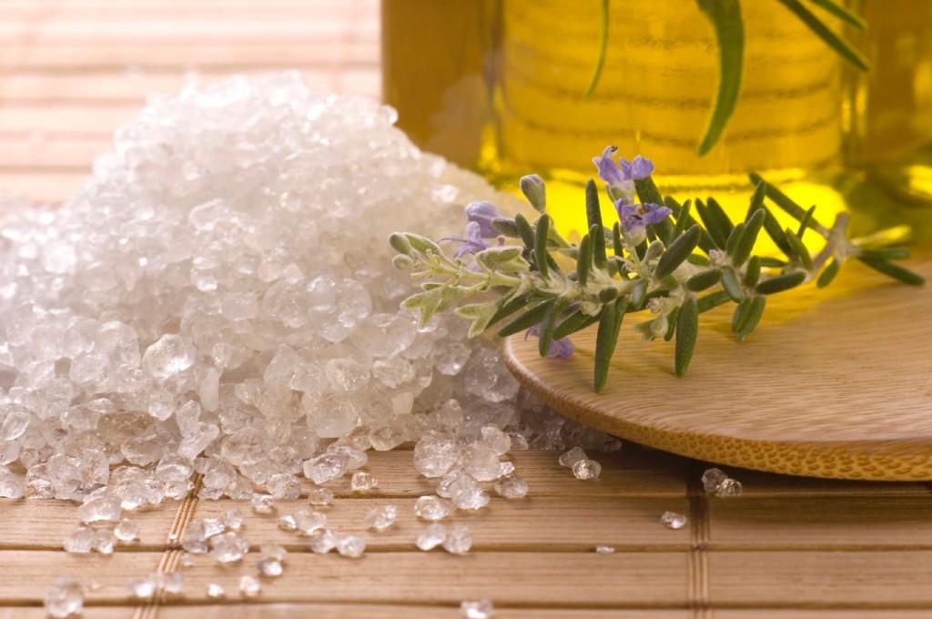 Salt kristal