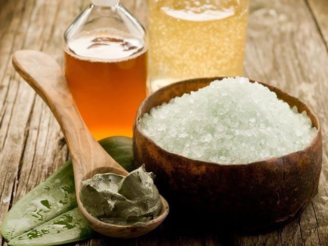Массаж с солью: особенности