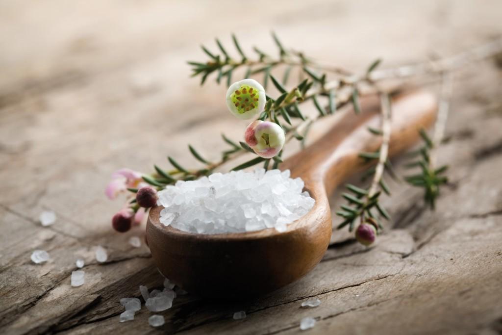 Соль против целлюлита. Морская соль от целлюлита